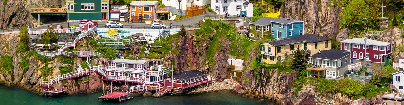 St Johns Canada