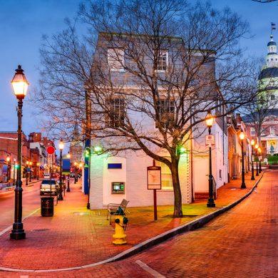 Small Town, USA